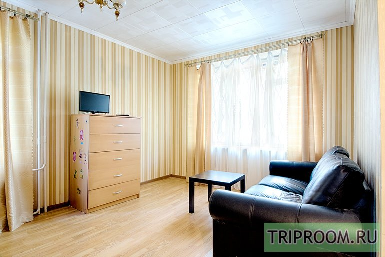 1-комнатная квартира посуточно (вариант № 14813), ул. Волгоградский проспект, фото № 1