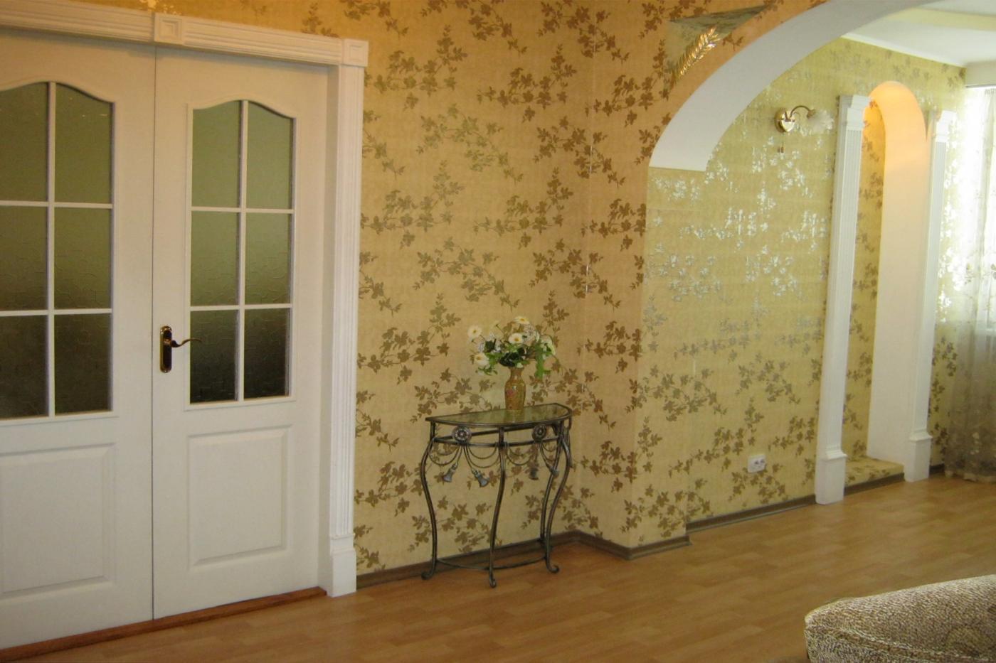 3-комнатная квартира посуточно (вариант № 1546), ул. Героев Сталинграда проспект, фото № 14