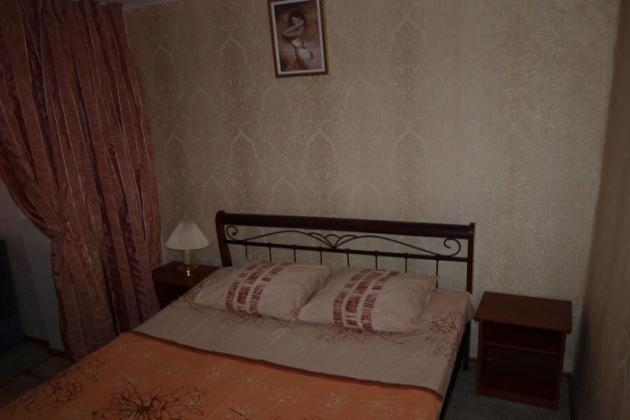 2-комнатная квартира посуточно (вариант № 3956), ул. Гончарова улица, фото № 6