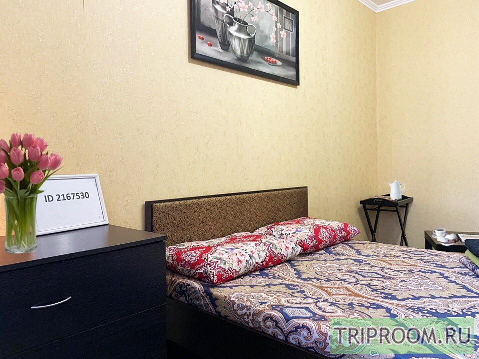 1-комнатная квартира посуточно (вариант № 5181), ул. Победы проспект, фото № 2