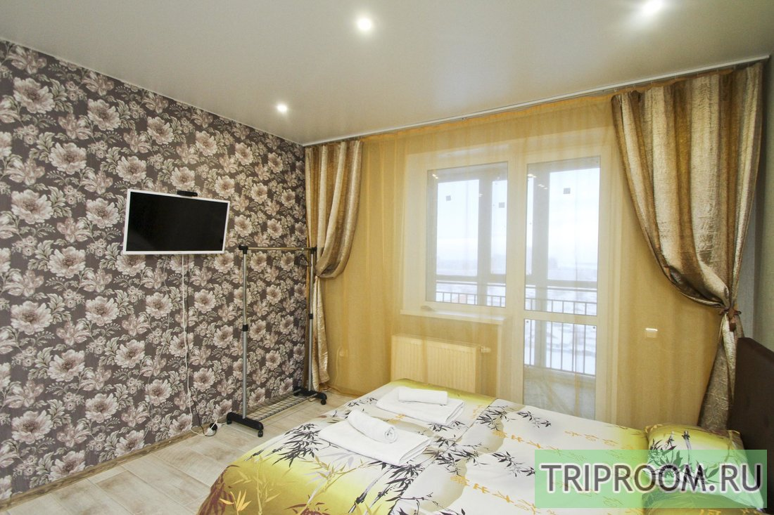 1-комнатная квартира посуточно (вариант № 51412), ул. Мелик-Карамова улица, фото № 2
