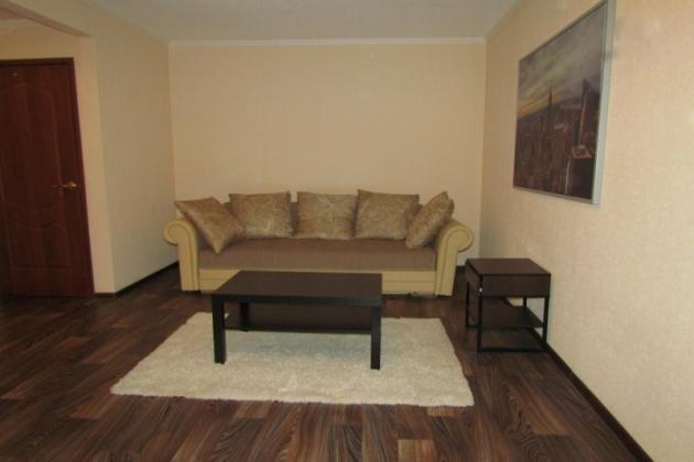 2-комнатная квартира посуточно (вариант № 3316), ул. Тарана улица, фото № 2