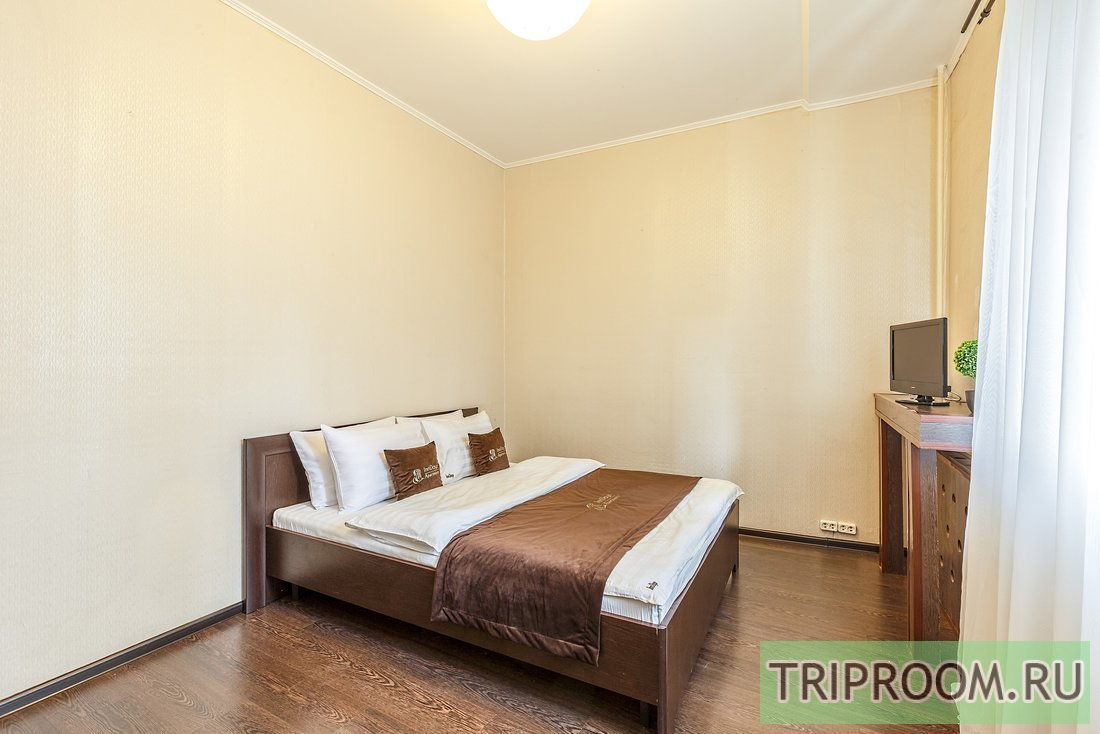 1-комнатная квартира посуточно (вариант № 42136), ул. Шаболовка улица, фото № 1
