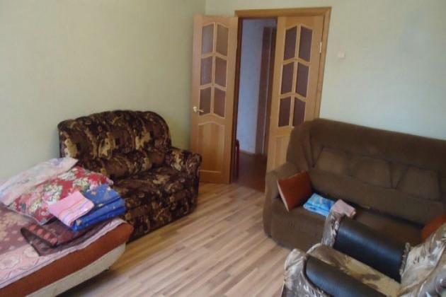 2-комнатная квартира посуточно (вариант № 444), ул. Крупской улица, фото № 3