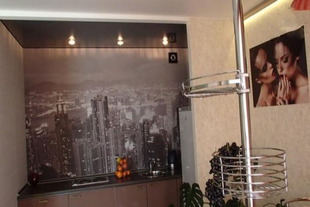 1-комнатная квартира посуточно (вариант № 3697), ул. Шелковичная улица, фото № 3