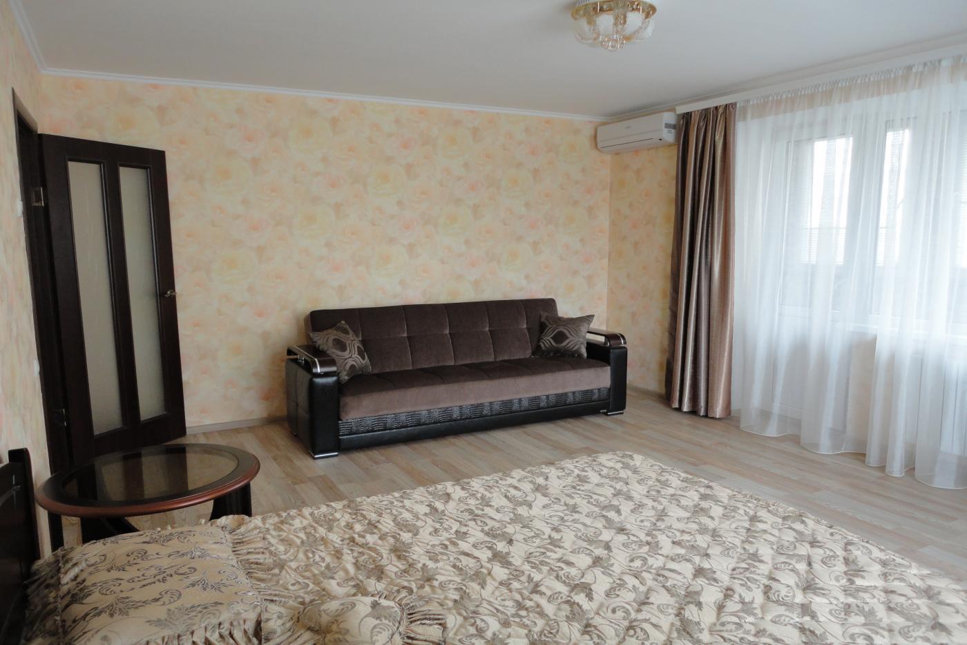 1-комнатная квартира посуточно (вариант № 626), ул. Героев Бреста улица, фото № 5