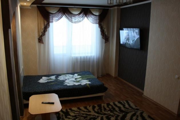 1-комнатная квартира посуточно (вариант № 3508), ул. Пушкина улица, фото № 3