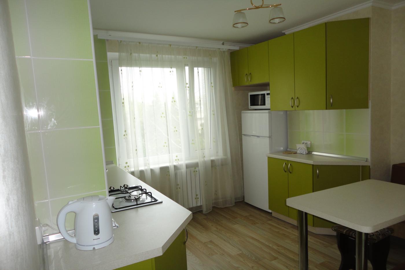 1-комнатная квартира посуточно (вариант № 626), ул. Героев Бреста улица, фото № 7