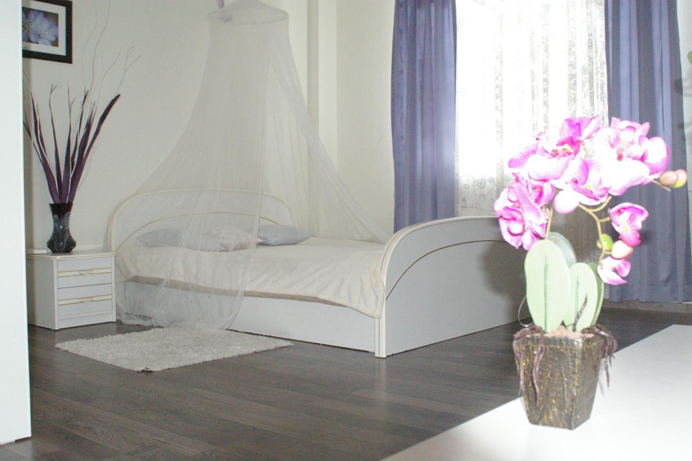 1-комнатная квартира посуточно (вариант № 300), ул. Чистопольская улица, фото № 3