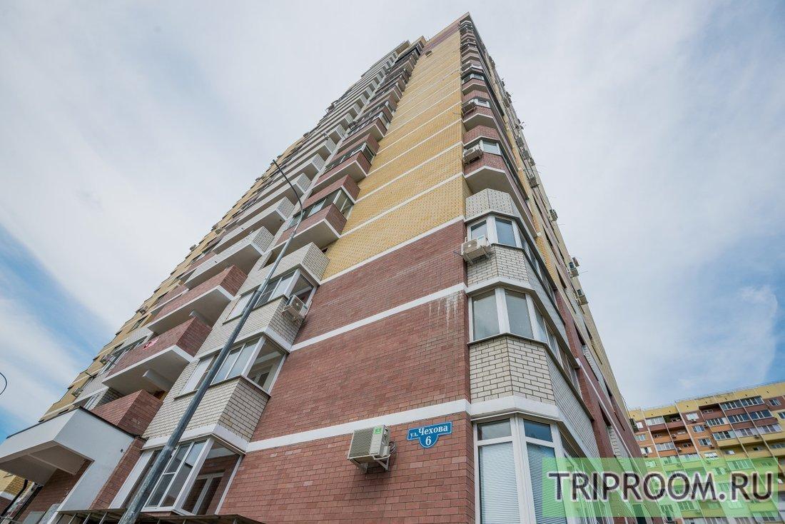 1-комнатная квартира посуточно (вариант № 60608), ул. Чехова, фото № 15