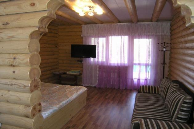 1-комнатная квартира посуточно (вариант № 440), ул. Гагарина проспект, фото № 2