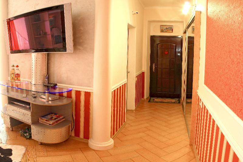 1-комнатная квартира посуточно (вариант № 1326), ул. Советская улица, фото № 6