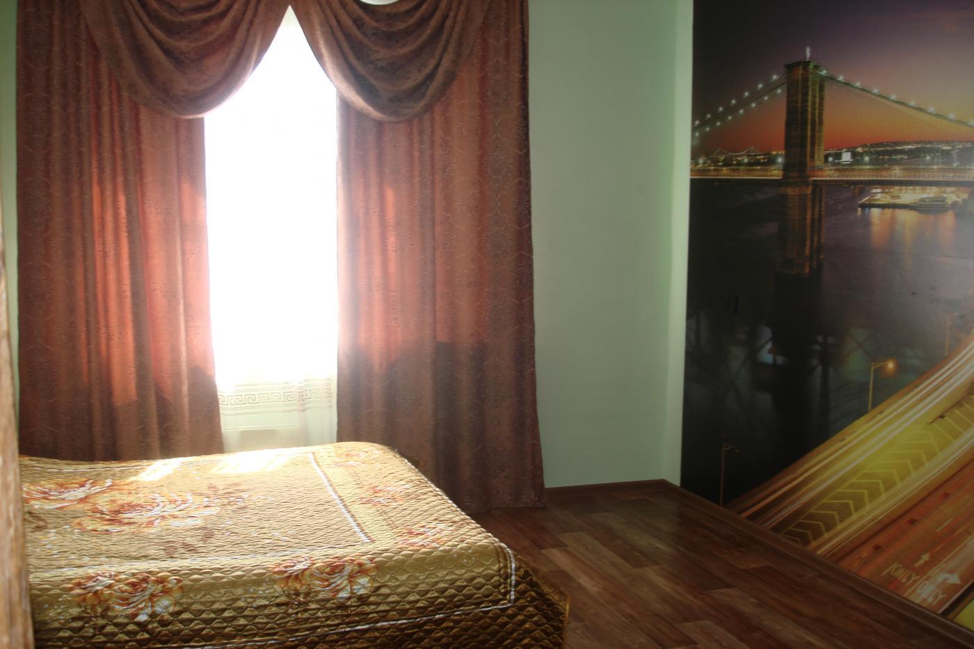 2-комнатная квартира посуточно (вариант № 603), ул. лизюкова улица, фото № 5