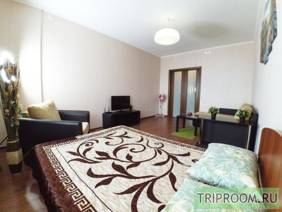 1-комнатная квартира посуточно (вариант № 12902), ул. Юлиуса Фучика, фото № 3