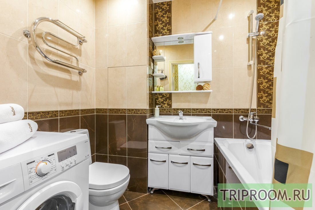 1-комнатная квартира посуточно (вариант № 55426), ул. Новочеремушкинская улица, фото № 12