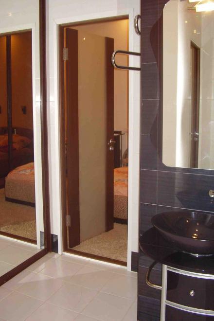 1-комнатная квартира посуточно (вариант № 2275), ул. Ленина улица, фото № 5