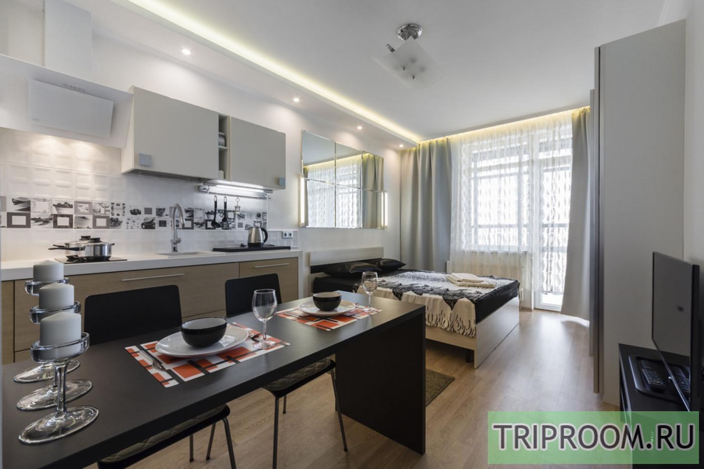 1-комнатная квартира посуточно (вариант № 18461), ул. Адмирала Черокова улица, фото № 1