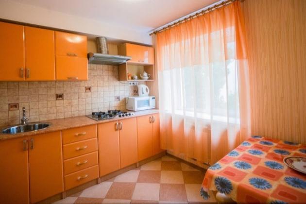 1-комнатная квартира посуточно (вариант № 3700), ул. Мичурина улица, фото № 4