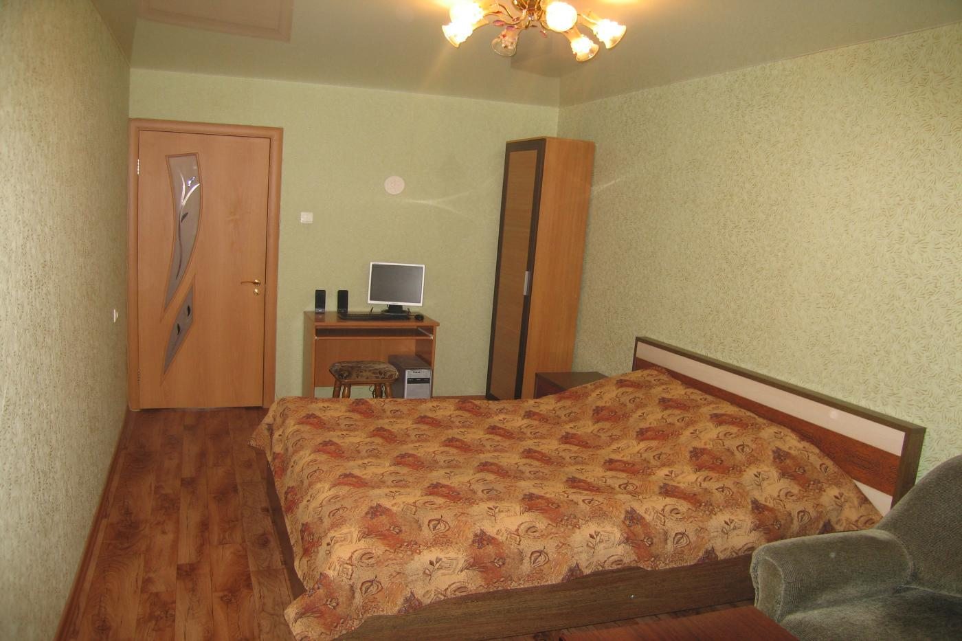2-комнатная квартира посуточно (вариант № 2606), ул. Антонова-Овсеенко улица, фото № 9