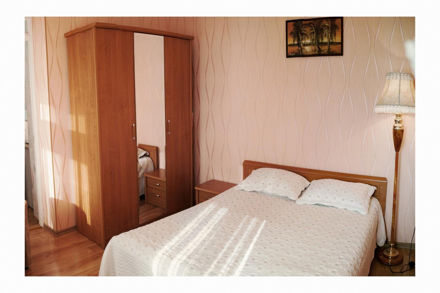 2-комнатная квартира посуточно (вариант № 1536), ул. Воронина улица, фото № 3