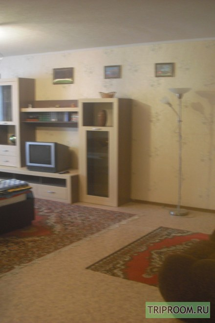 1-комнатная квартира посуточно (вариант № 39359), ул. Ивана Черных улица, фото № 5