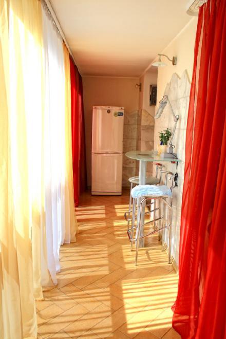 1-комнатная квартира посуточно (вариант № 1326), ул. Советская улица, фото № 3