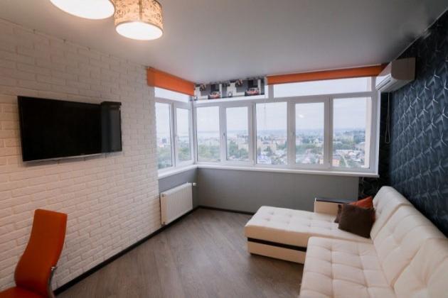 2-комнатная квартира посуточно (вариант № 3698), ул. Рахова улица, фото № 6
