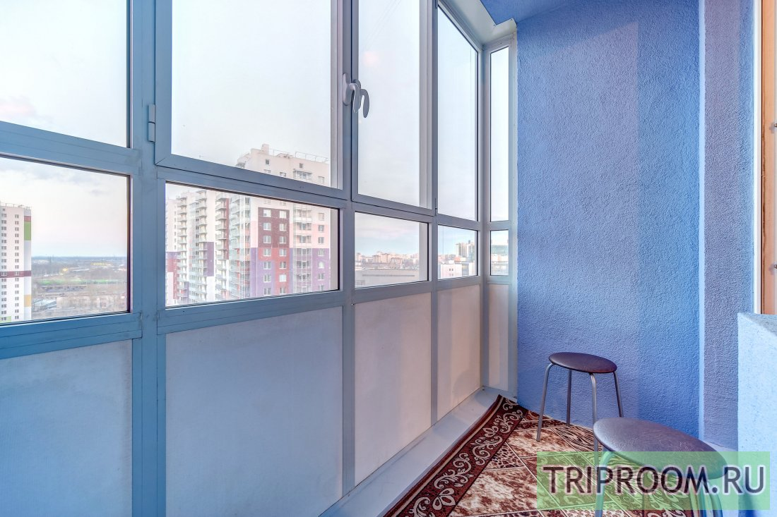 1-комнатная квартира посуточно (вариант № 53860), ул. Энергетиков проспект, фото № 14