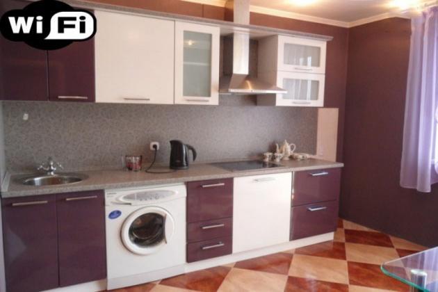 1-комнатная квартира посуточно (вариант № 3596), ул. Королева проспект, фото № 3