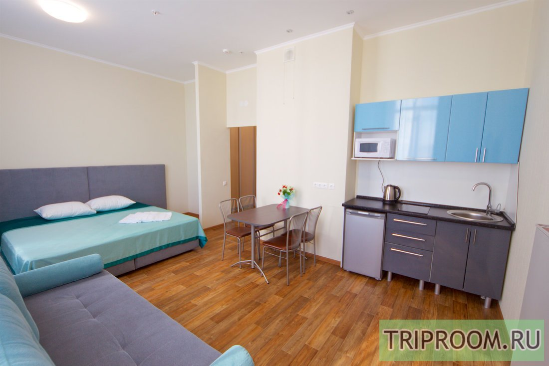 1-комнатная квартира посуточно (вариант № 64937), ул. Партизана Железняка, фото № 4