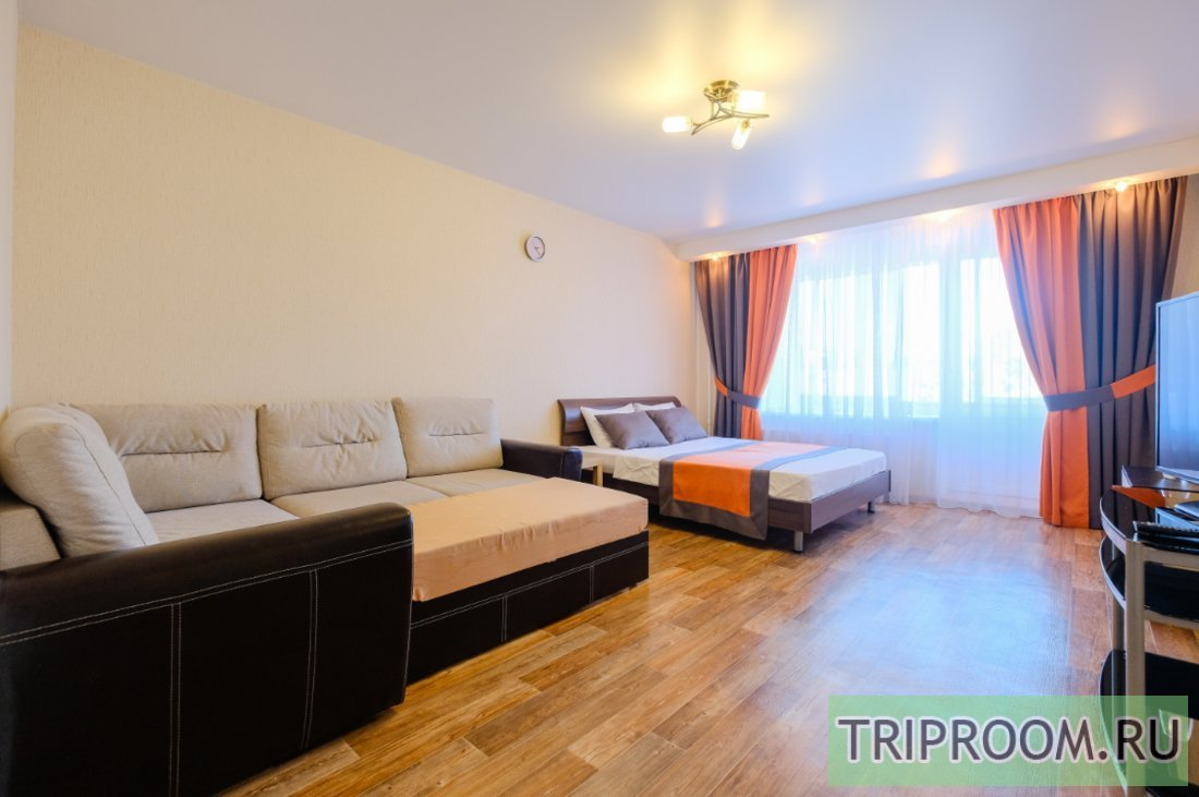 1-комнатная квартира посуточно (вариант № 59192), ул. Карпова улица, фото № 2