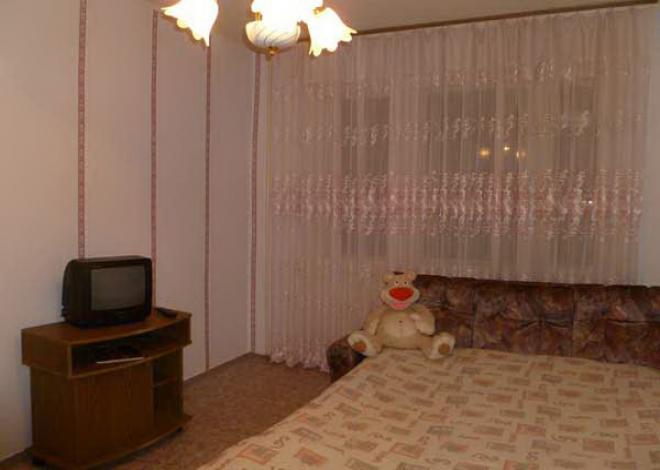 3-комнатная квартира посуточно (вариант № 141), ул. Дачная улица, фото № 5