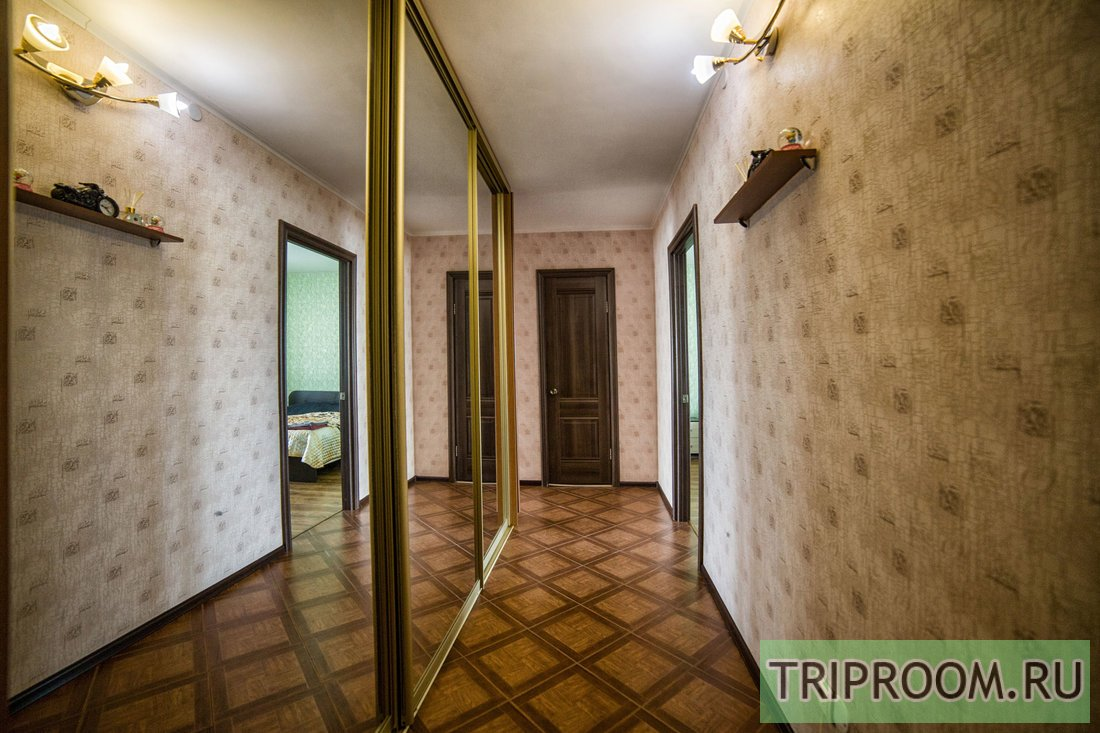 2-комнатная квартира посуточно (вариант № 37578), ул. Академика Петрова улица, фото № 21