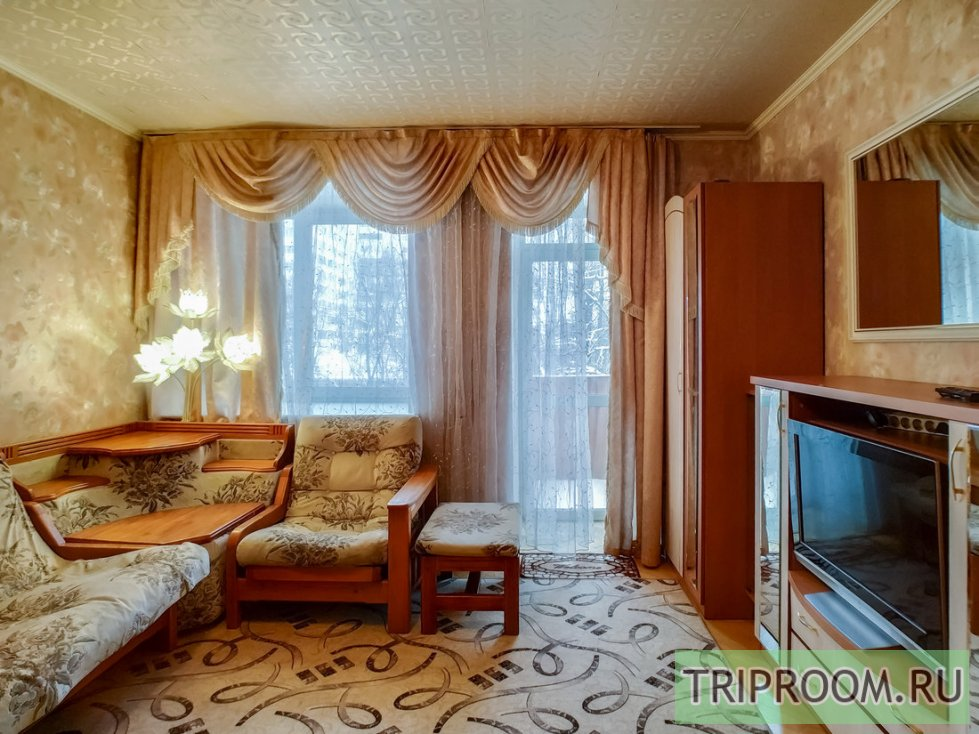 1-комнатная квартира посуточно (вариант № 60471), ул. Пермская, фото № 4