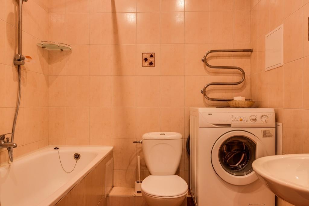 1-комнатная квартира посуточно (вариант № 775), ул. Зиповская улица, фото № 4