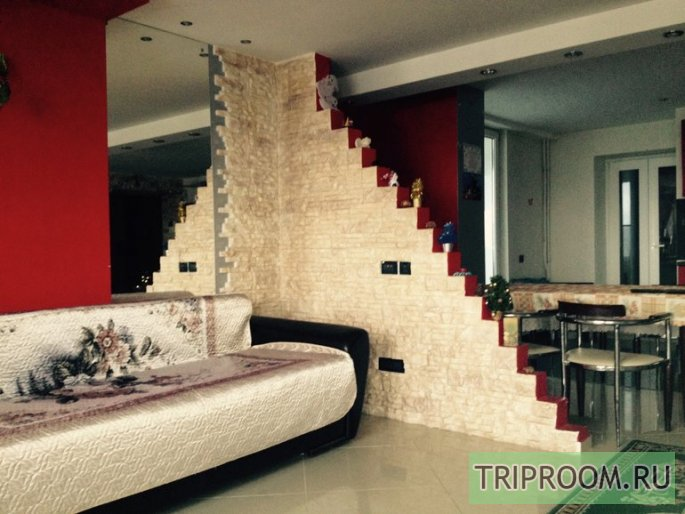 2-комнатная квартира посуточно (вариант № 49563), ул. Краснознаменская улица, фото № 1