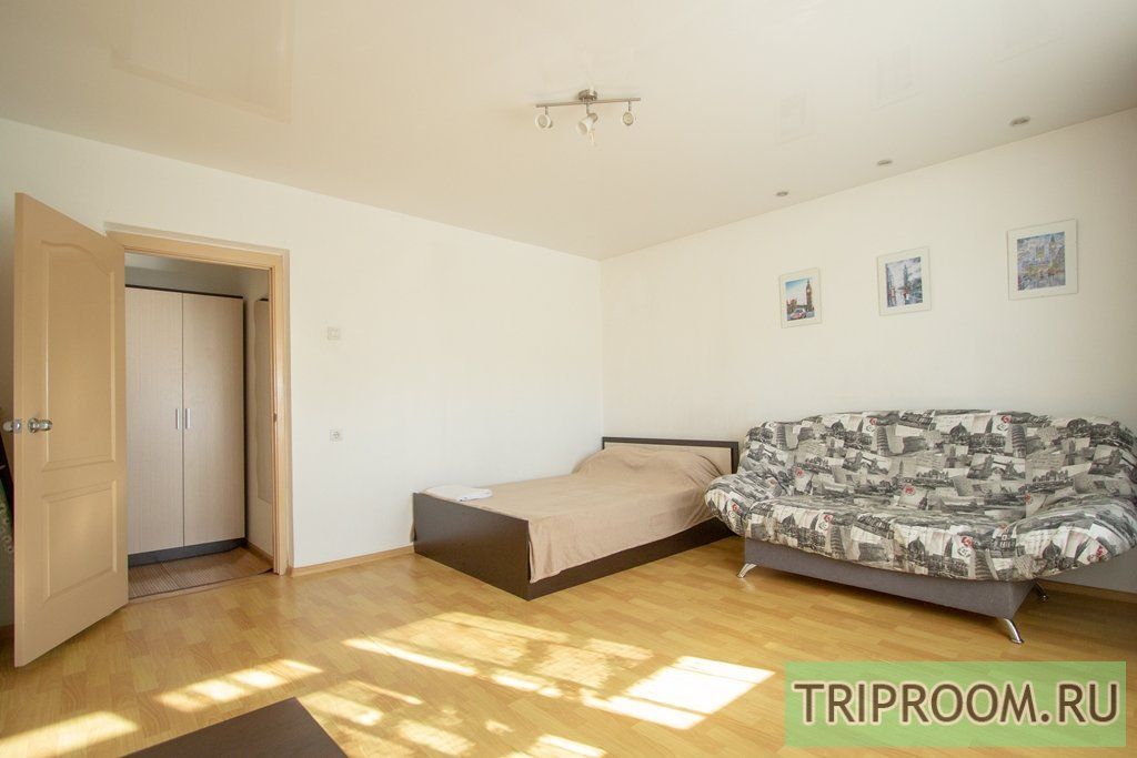 1-комнатная квартира посуточно (вариант № 64704), ул. Батурина, фото № 2