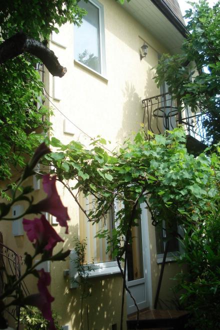 1-комнатная квартира посуточно (вариант № 867), ул. Кастрополь, ул. Кипарисная улица, фото № 3