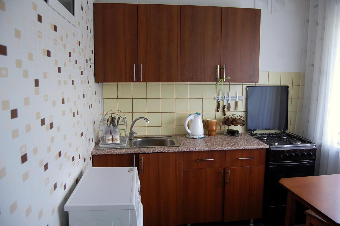 2-комнатная квартира посуточно (вариант № 730), ул. Павлова переулок, фото № 2