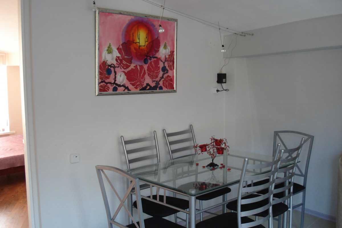 2-комнатная квартира посуточно (вариант № 858), ул. Кастрополь, ул. Кипарисная улица, фото № 5