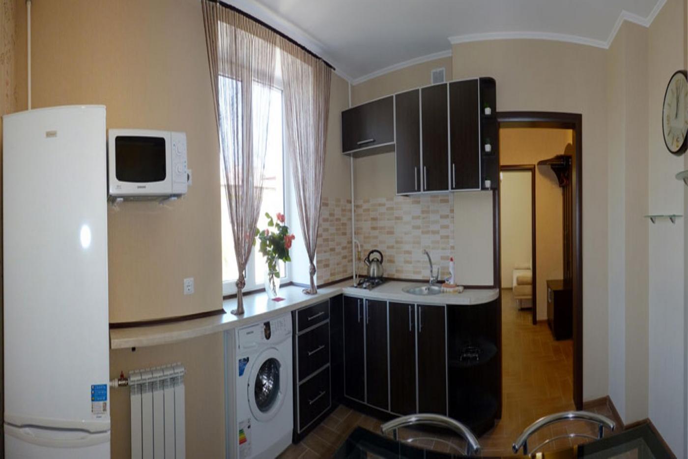 2-комнатная квартира посуточно (вариант № 1356), ул. Большая Морская улица, фото № 10