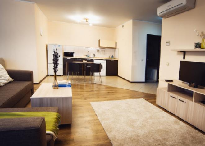 2-комнатная квартира посуточно (вариант № 193), ул. Гагарина улица, фото № 4