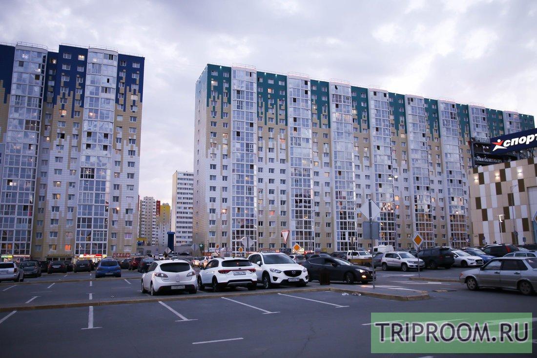 2-комнатная квартира посуточно (вариант № 50321), ул. тюменский тракт, фото № 26