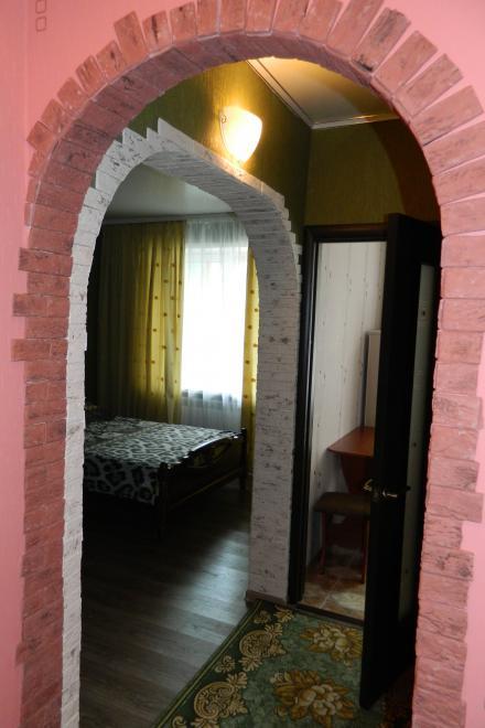 1-комнатная квартира посуточно (вариант № 1925), ул. Никитинская улица, фото № 7