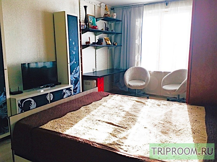 2-комнатная квартира посуточно (вариант № 62805), ул. улица Тарусская, фото № 3