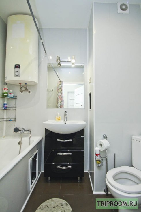 1-комнатная квартира посуточно (вариант № 44165), ул. Тюменский тракт, фото № 7