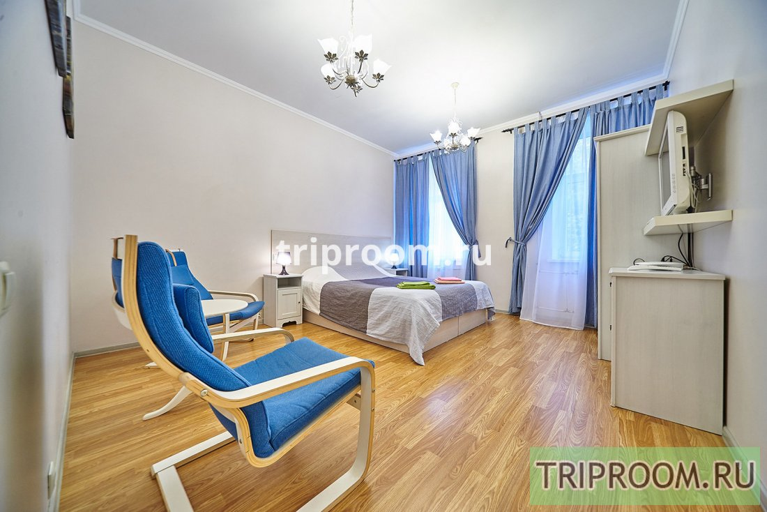 1-комнатная квартира посуточно (вариант № 16084), ул. Канала Грибоедова набережная, фото № 9