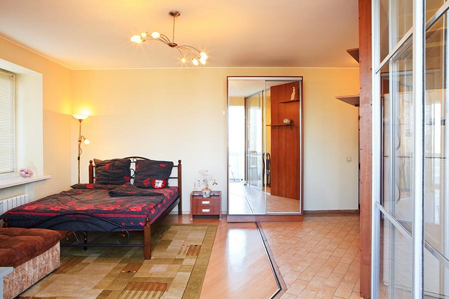 1-комнатная квартира посуточно (вариант № 781), ул. Советская улица, фото № 6