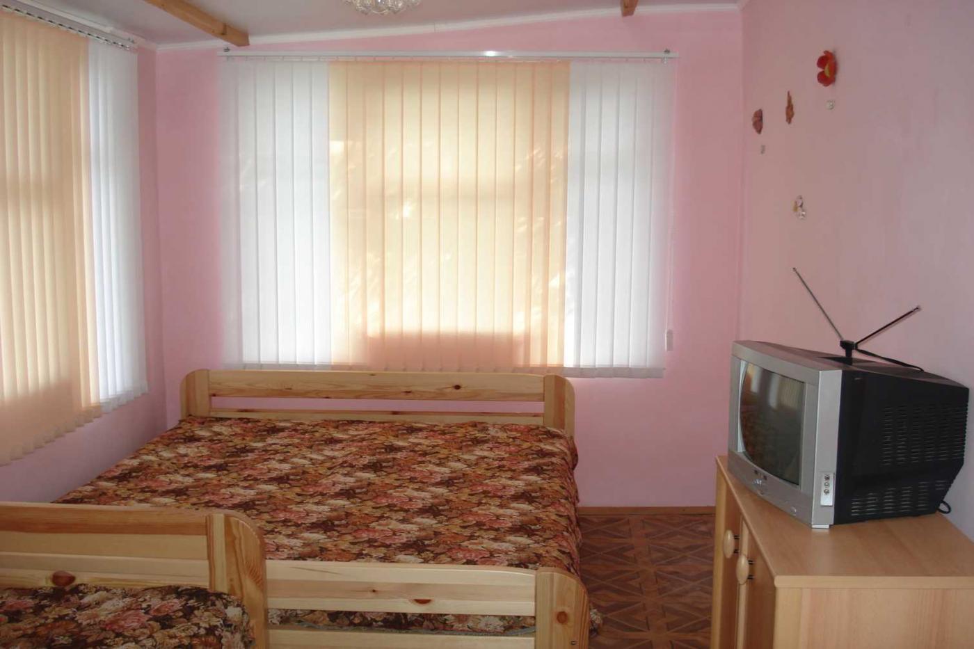 2-комнатная квартира посуточно (вариант № 876), ул. Кастрополь, ул. Кипарисная улица, фото № 13