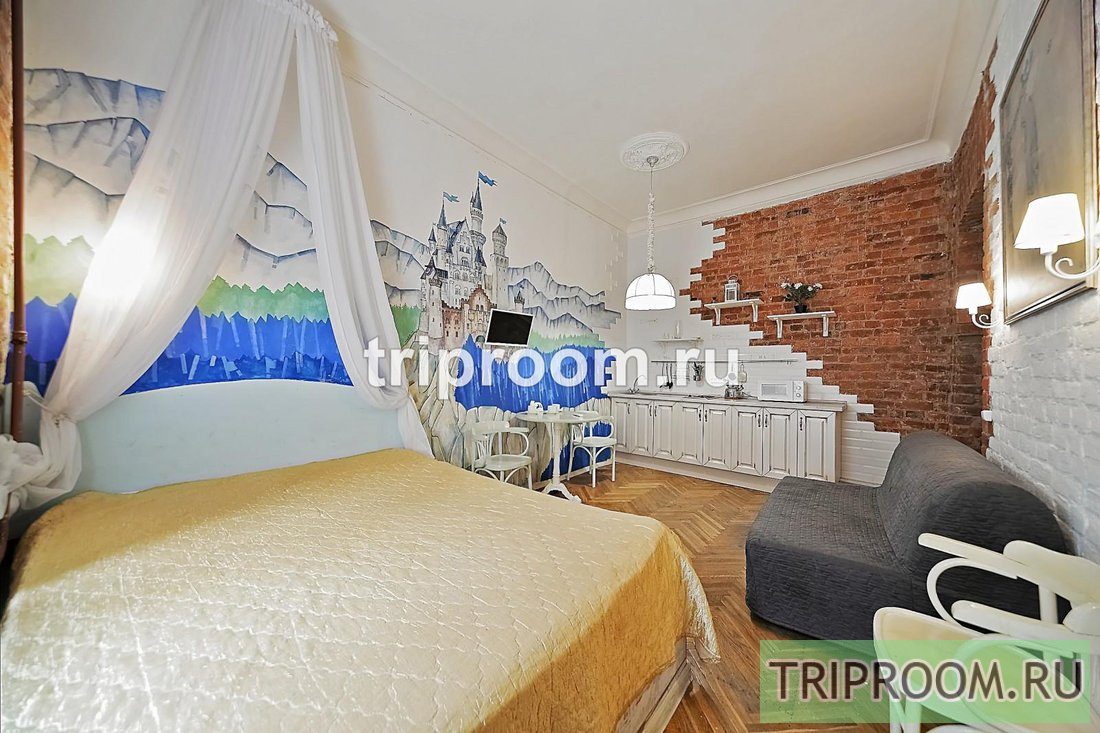 1-комнатная квартира посуточно (вариант № 63539), ул. Гороховая улица, фото № 5